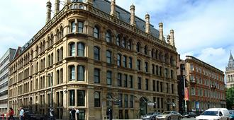 Princess St. Hotel (Previously Arora Manchester Hotel) - Manchester - Building