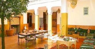 Riad Dar Nael - Marrakesh - Bathroom