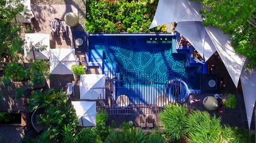 Makanda by The Sea Hotel - Adults Only - Manuel Antonio - Pool