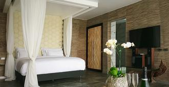 Makanda by The Sea Hotel - Adults Only - Manuel Antonio - Bedroom
