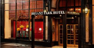The Bryant Park Hotel - New York - Building