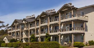 The Wayside Inn - Cannon Beach - Building