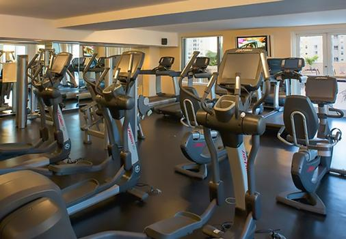 Tampa Marriott Waterside Hotel and Marina - Tampa - Gym