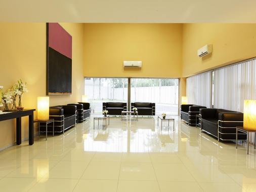 Mision Express Merida Altabrisa - Merida - Living room