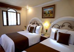 Hotel Misión Arcángel Puebla - Puebla - Bedroom