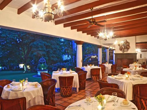 Misión Grand Cuernavaca - Cuernavaca - Restaurant