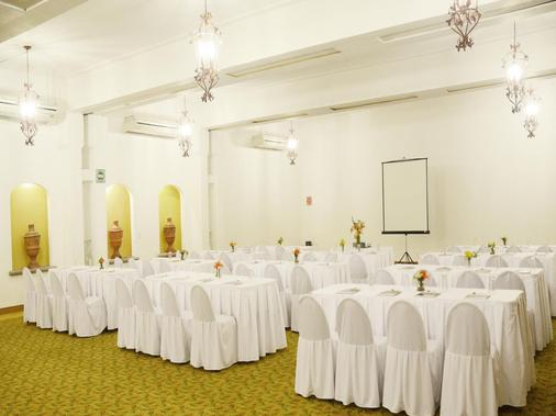 Misión Grand Cuernavaca - Cuernavaca - Meeting room