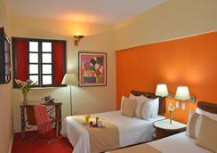 Hotel Mision Monterrey Historico - Monterrey - Bedroom