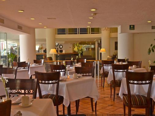 Hotel Mision Monterrey Historico - Monterrey - Restaurant