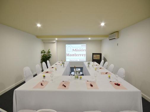 Hotel Mision Monterrey Historico - Monterrey - Meeting room