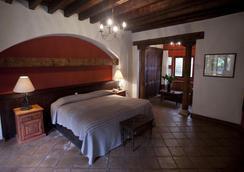 Mision Patzcuaro - Patzcuaro - Bedroom