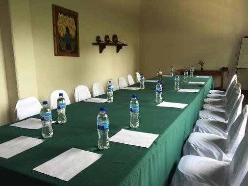 Mision Patzcuaro - Patzcuaro - Meeting room