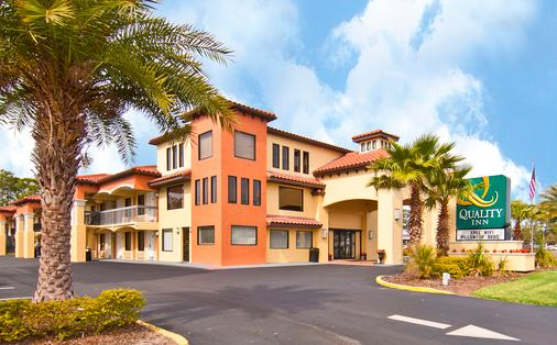 Quality Inn Daytona Speedway I-95 - Daytona Beach - Building