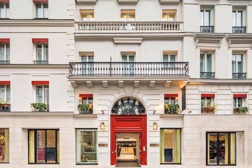 Hotel Beauchamps - Paris - Building