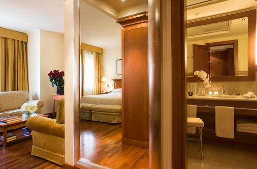 Starhotels Metropole - Rome - Living room