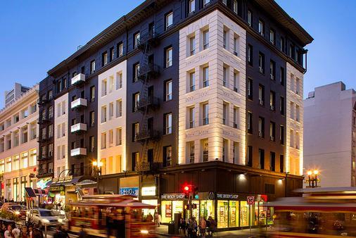 Hotel Union Square - San Francisco - Attractions
