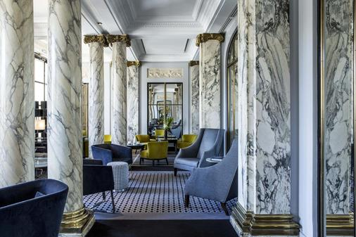 Hotel Brighton - Paris - Lounge