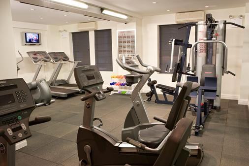 The Belvedere Hotel - New York - Gym