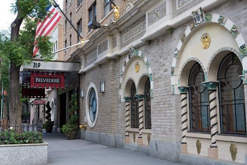 The Belvedere Hotel - New York - Building