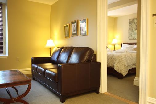 The Halliburton - Halifax - Living room