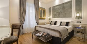 The Britannia Hotel - Rome - Bedroom