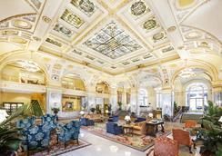 The Hermitage Hotel - Nashville - Lobby