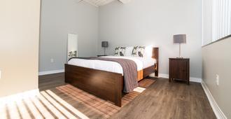 Ginosi Metropolitan Apartel - Hollywood - Bedroom