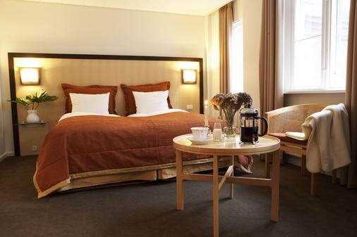Ascot Hotel - Copenhagen - Bedroom