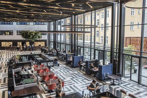 Skt. Petri - Copenhagen - Lobby