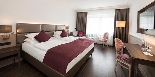 Imlauer Hotel Pitter Salzburg - Salzburg - Bedroom