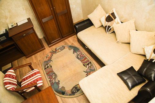 Casablanca - Sochi - Living room