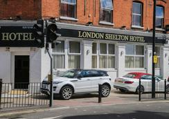 London Shelton Hotel - London - Outdoor view