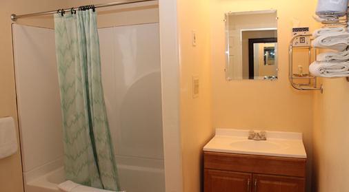 Inca Inn - Moab - Bathroom