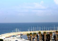 Olympia Hotel - by Zvieli Hotels - Tel Aviv - Beach