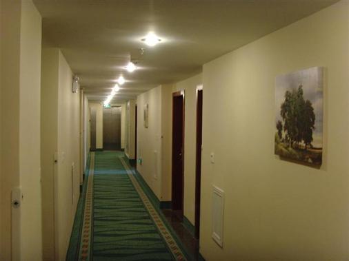 Greentree Inn Tianjin Dabeiyuan Business Hotel - Tianjin - Hallway