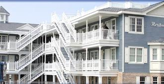 The Heritage Inn - Cape May - Building