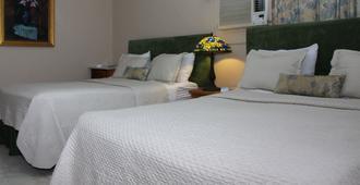 Jardines Del Teatro Aparta Hotel - Santo Domingo - Bedroom