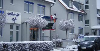 Akzent Hotel Möhringer Hof - Stuttgart - Building