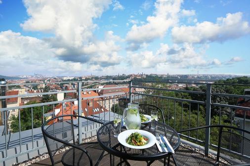 Rezidence Vysehrad - Prague - Balcony