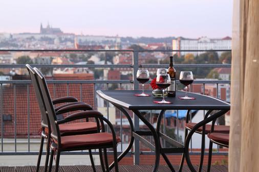 Rezidence Vysehrad - Prague - Patio
