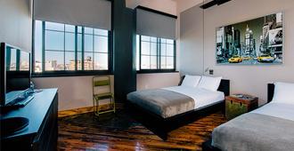 The Paper Factory Hotel - Queens - Bedroom