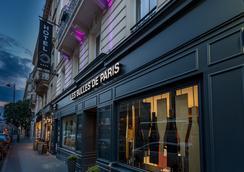 Hotel Les Bulles De Paris - Paris - Building