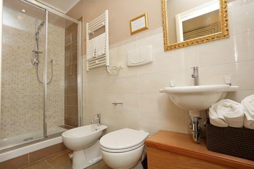 DG Prestige room - Rome - Bathroom
