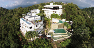Gaia Hotel And Reserve - Adults Only - Manuel Antonio - Building