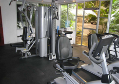 Gaia Hotel And Reserve - Adults Only - Manuel Antonio - Gym