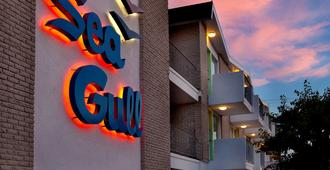 Sea Gull Motel - Wildwood - Building