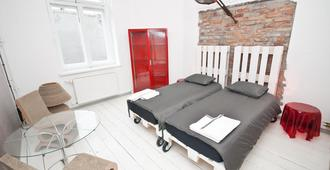 Lofthotel Sen Pszczoly - Warsaw - Bedroom