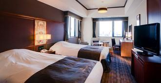 Hotel Monterey Grasmere Osaka - Osaka - Bedroom