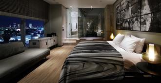 Shinjuku Granbell Hotel - Tokyo - Bedroom