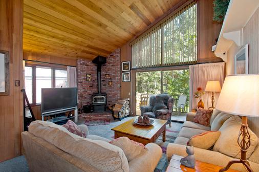 Austria Hof Lodge - Mammoth Lakes - Living room